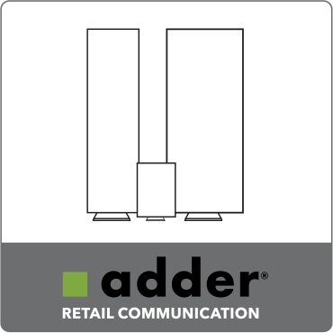 Adder Retail Displays