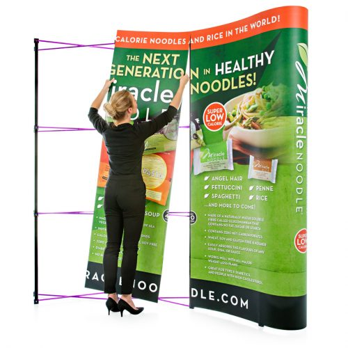 Pop Up Display Replacement Graphic Panels
