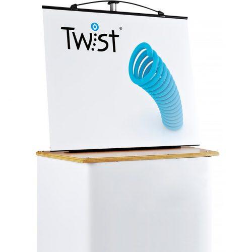 Twist Desktop Banner