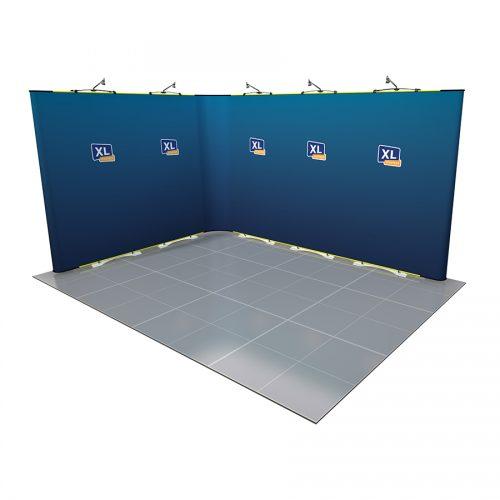 Corner Exhibition Stands Day : Modular exhibition stands xl displays exhibition stands