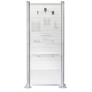 Centro Slatwall Display Stand