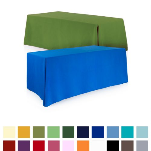 Conference Tablecloths 5ft Plain Colour