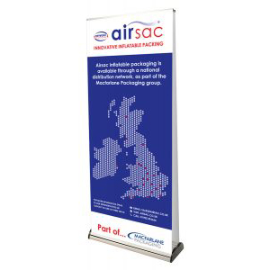 Excaliber 2 Roller Banner Stand