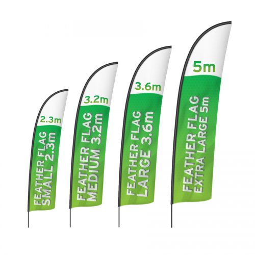 Printed Event Flags