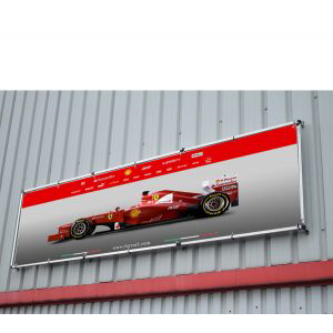 Wall Monsoon Outdoor Banner