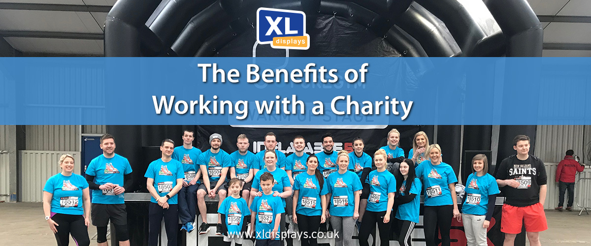 The Benefits of Working with a Charity