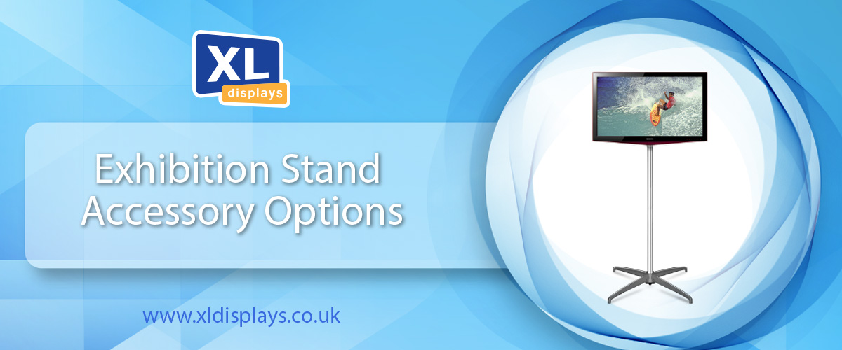 Exhibition Stand Options : Exhibition stand accessory options and tips xl displays