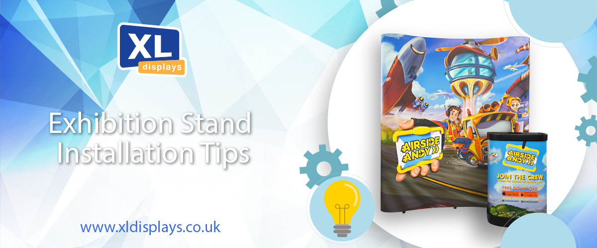 Exhibition Stand Installation Tips