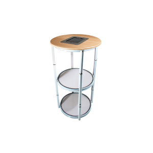 Spiral Twist Display Plinth