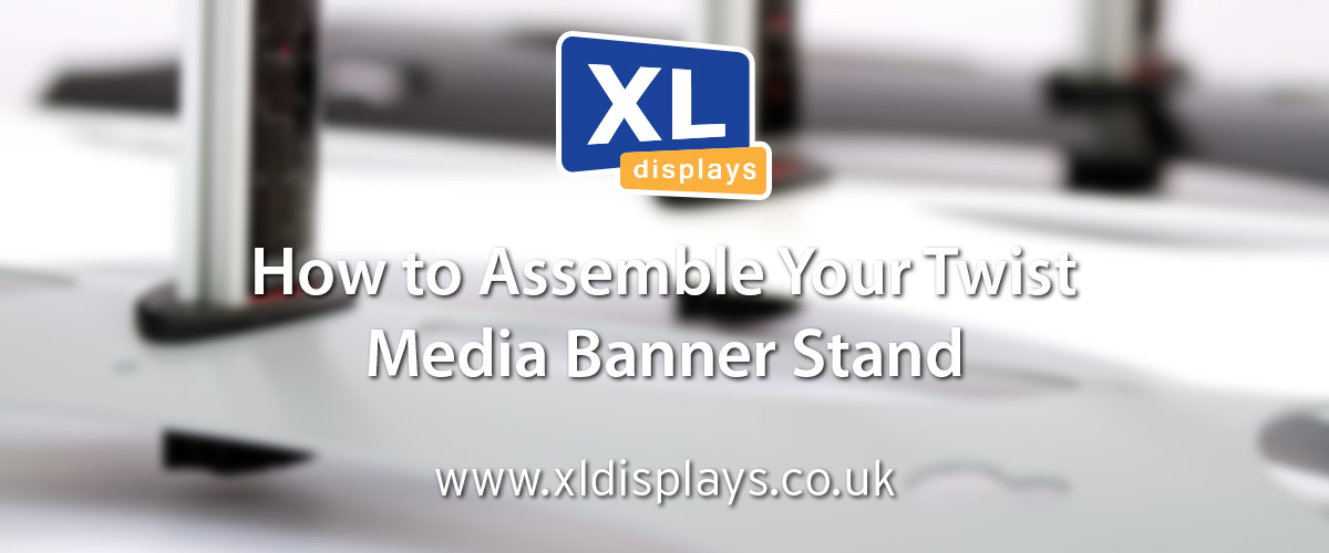 How to Build Your Twist Media Banner Stand