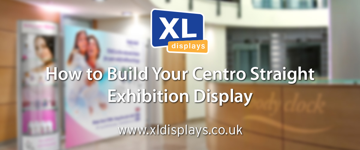 How to Build Your Centro Straight Exhibition Stand