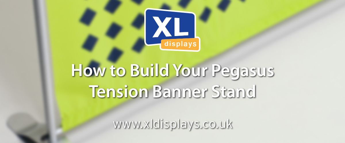 How to Build Your Pegasus Tension Banner Stand