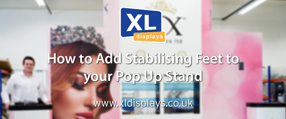How to Assemble Pop Up Stand Shelving