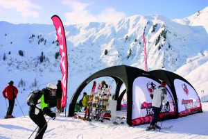 X GLOO Inflatable Event Tent
