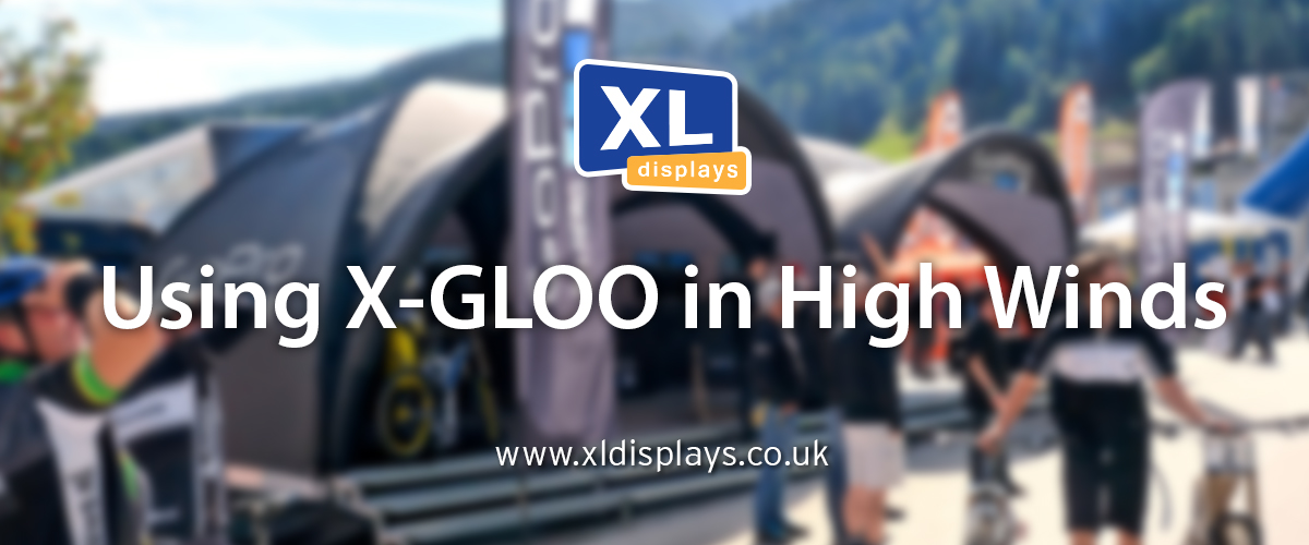 Using X GLOO in High Winds