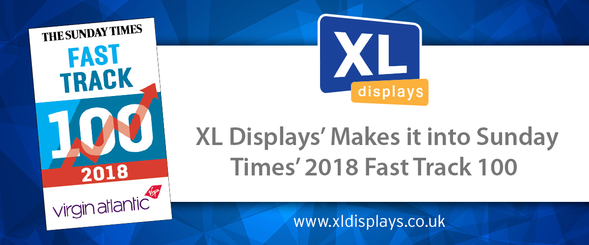 Modular Exhibition Stands Xl : Xl displays is sunday times fast track business